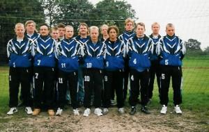 1998 - Erste Herren Mannschaft 01